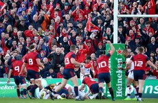 Munster into Champions Cup semi after late flourish ends stubborn Toulouse