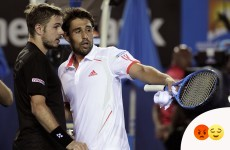 Racket-smasher Baghdatis 'lost it', says McEnroe