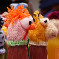 How tiny woolly hats are making a difference in the lives of older people