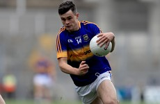 Quinlivan hits late goal to complete hat-trick as Tipp snatch promotion over Armagh