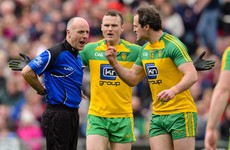 Aidan O'Shea's late introduction proves decisive as Mayo see off Donegal to avoid relegation