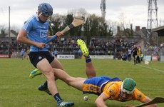 Goals from Kelly, Conlon and Shanagher see Clare relegate Dublin with Ennis victory