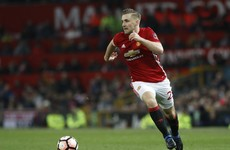 Luke Shaw's Man United future in doubt as Jose Mourinho criticises him again