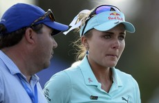 Lexi Thompson loses first Major of the season after TV viewer's email leads to four-shot penalty