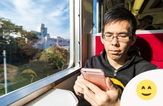Challenge 2: Don't use your phone on your commute