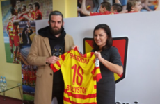 Ireland's Cillian Sheridan scores winner for Polish title contenders