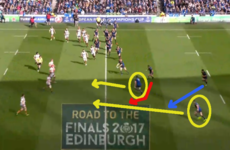 Analysis: Nacewa's brilliant team try underlines the quality of Leinster's attack