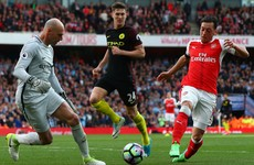 'Ozil bottled it!' – Neville criticises Arsenal trio after City game