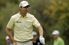 Solid start for Harrington in South Africa
