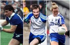 Rising Monaghan star Jack McCarron has football pedigree oozing through his veins