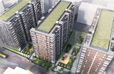"""Dublin County Council rejects planning permission for apartments as being """"visually unacceptable"""""""