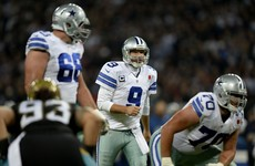 Tony Romo retires from the NFL to focus on TV career