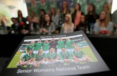 FAI told players going public would 'damage women's football and its future development'