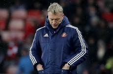 Sunderland slam Moyes's slap threat to female reporter as 'wholly unacceptable'