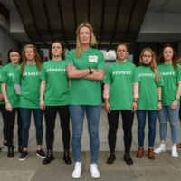 Fighting for fairness, Ireland stand together on a landmark day for women's football