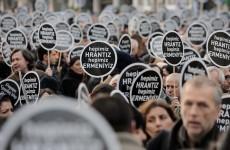 Turkey: Tens of thousands mark journalist's death