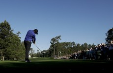 Masters pairings: McIlroy to play with Rahm, Lowry part of tasty European trio
