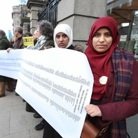 'His life is on the line': Vigil held in support of Ibrahim Halawa ahead of 21st trial date tomorrow