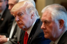 Trump's secretary of state says US has 'no comment' after North Korea launches missile