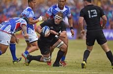 All Blacks line up Samoa for pre-Lions warm-up
