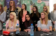 Women's national team boycott training as they prepare for meeting with mediator over FAI row