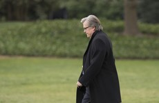 Donald Trump takes his advisor Steve Bannon off National Security Council