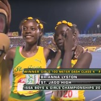 12-year-old Jamaican hailed as the next Usain Bolt after record sprint goes viral