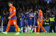 Chelsea overcome Man City but Spurs late show keeps Premier League title race alive