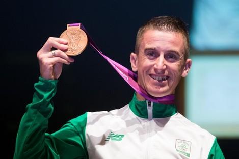 Heffernan has won World Championship gold and Olympic bronze in the 50km walk.