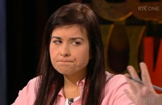 Stefanie Preissner's facial expressions were the highlight of Cutting Edge last night