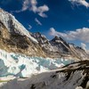 Shrinking Himalayan glaciers have been granted status of 'living entities'