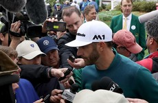 'It sucks really bad' - Frustrated Dustin Johnson explains Augusta withdrawal