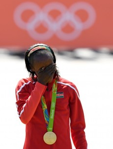 2016 Olympic marathon gold medallist fails out-of-competition drugs test