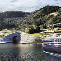 Norway is about to build the world's first tunnel for ships