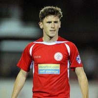 Former underage GAA star wins League Two Player of the Month