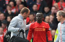 Big blow to Liverpool's top-four hopes as Sadio Mane set for lengthy lay-off