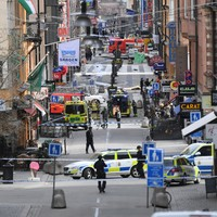 Four people dead and 15 wounded after Stockholm truck attack