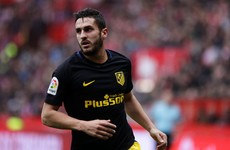 Atletico Madrid star robbed at gunpoint for 70k watch