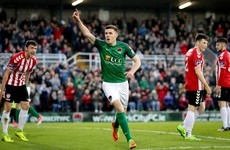 Cork City match their best ever start to a season with eighth consecutive win