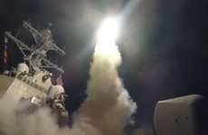 Poll: Do you support the US air strikes against the Syrian government?