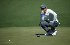 Some bad luck on the 18th sees Rory McIlroy drift at Augusta as Fowler and Garcia surge