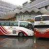 Talks aimed at ending two-week Bus Éireann strike to continue