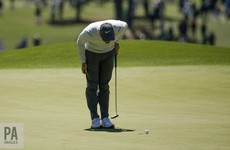 McIlroy looking to up his game for Masters weekend