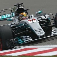Hamilton smashes Shanghai record to take pole
