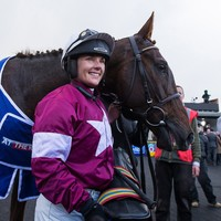 Great news for Katie Walsh as she's passed fit to ride in the Grand National