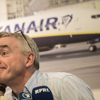 Michael O'Leary thinks climate change talk is 'complete and utter rubbish'