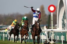 Ireland's Derek Fox rides One for Arthur to Grand National victory
