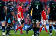 Munster 10 Bleyendaal forced off early against Glasgow