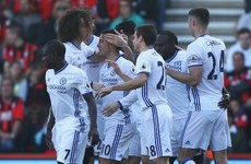 Clinical Chelsea disappoint everyone else by restoring their seven-point lead