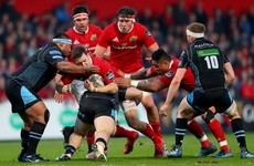 Munster show defensive mettle to to see off Glasgow in tough Pro12 clash